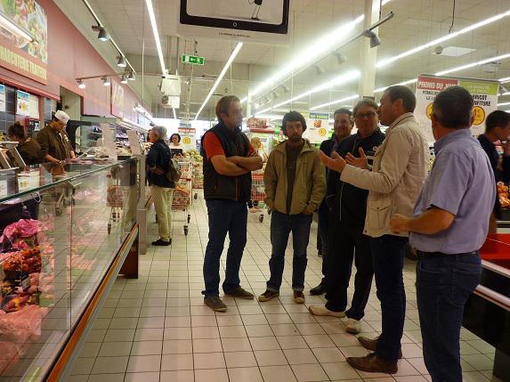 Super U Beaucouzé : lorsqu'un magasin s'engage, ça fonctionne.