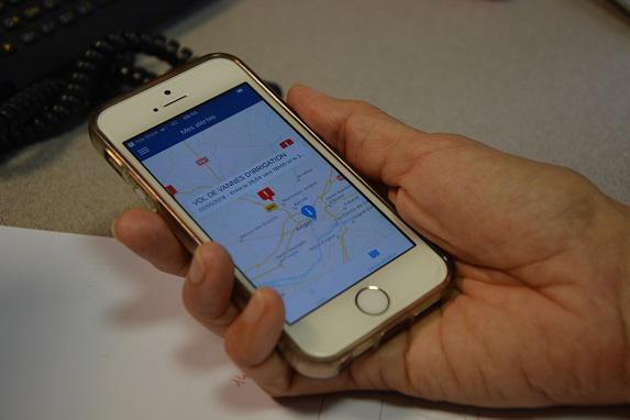 ViGie : une application pour lutter contre les vols dans les exploitations