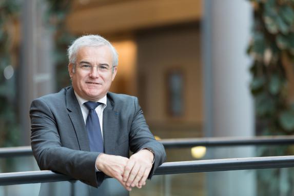Michel Dantin : un homme d'engagement