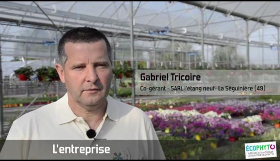 Horticulture [vidéo]:  phytosanitaires 'traiter en préservant sa santé'