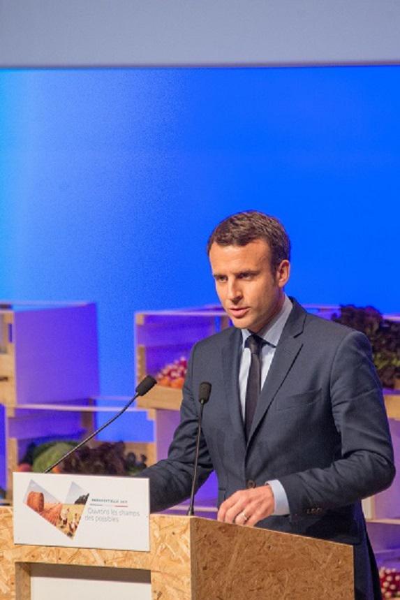 L'agenda agricole d'E. Macron : surtranspositions, droit à l'erreur, états généraux de l'alimentation