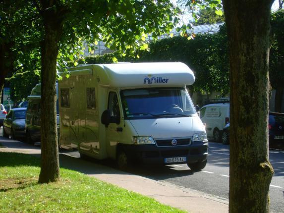 Agri-tourisme : location d'un camping-car