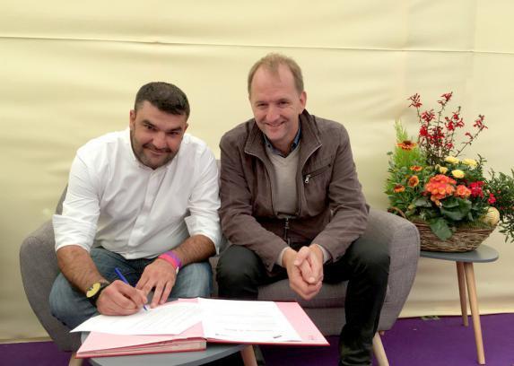 Installation : Accord signé entre JA et FNCuma pour promouvoir l'importance du collectif