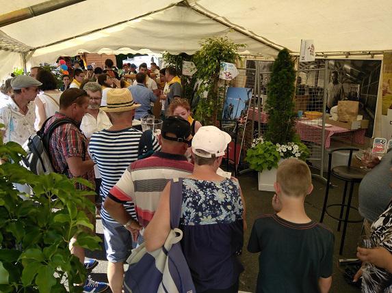 Tour de France 2018 : l'agriculture mise à l'honneur dans le village du Tour de France