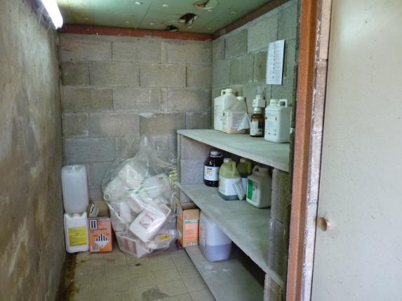 Collecte des déchets agricoles