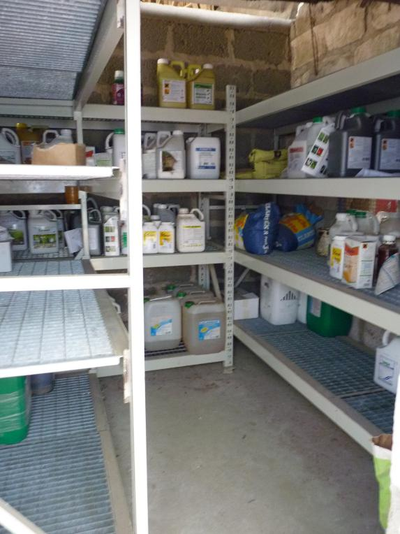 Transport et stockage des produits phytosanitaires : comment être en règle ?