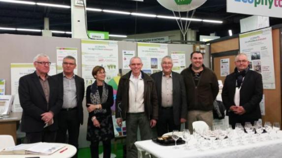 Phytosanitaires : une charte signée au SIVAL