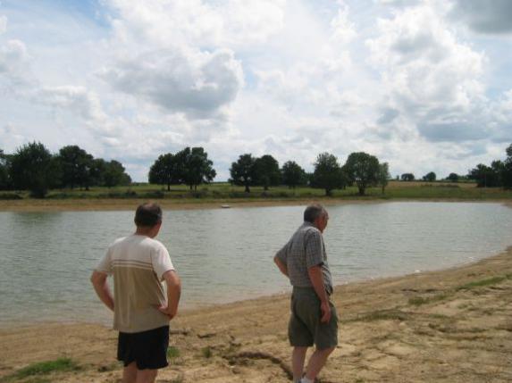 Réserves d'eau : enquête sur le remplissage