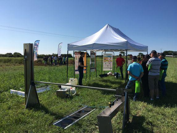 Phytosanitaires : journées techniques 'objectif zéro dérive'