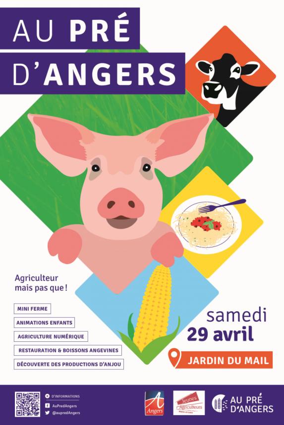 Sortie : 3e édition Au Pré d'Angers à Angers