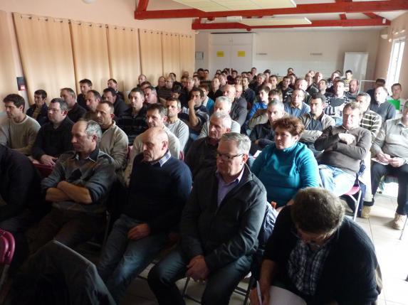 FDSEA : réunion dans le Segréen mardi prochain