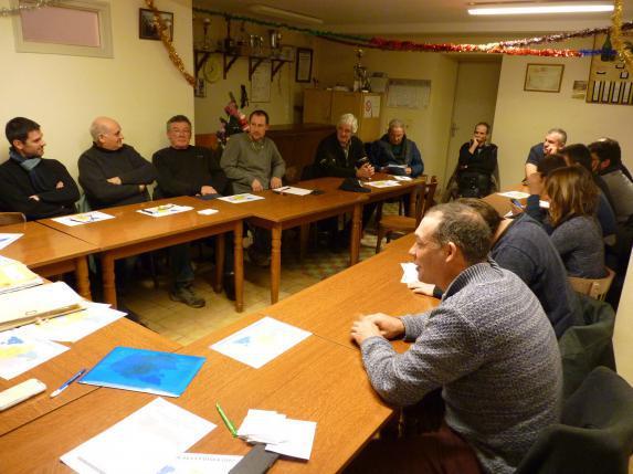 Réseau : création du syndicat FDSEA de Loire-Authion