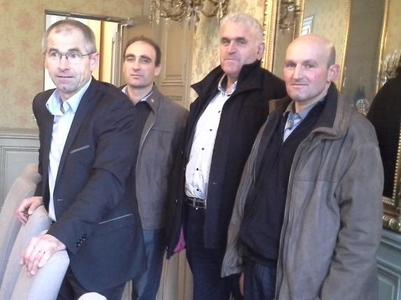 MAEC : une délégation ligérienne reçue au Ministère
