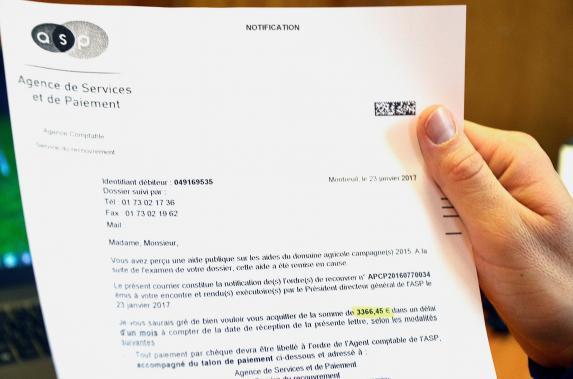 Pac 2015 : Cacophonie entre l'ASP et le Ministère