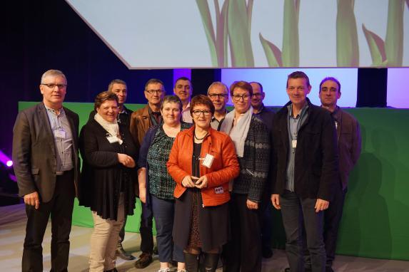 FNSEA : Christiane Lambert élue présidente de la FNSEA