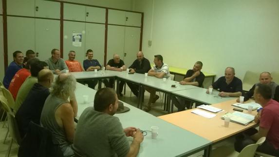 Réseau : Au Lion d'Angers, les adhérents font le point sur les dossiers d'actualité