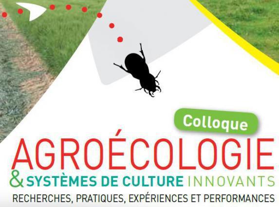 Colloque Agroécologie aux Ponts de Cé