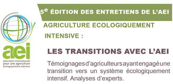 AEI : 5ème édition des entretiens à l'ESA d'Angers les 4 et 5 mars