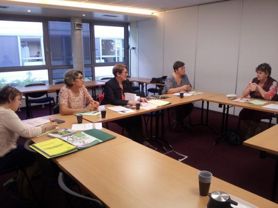 Section agricultrices régionale : Développer la solidarité