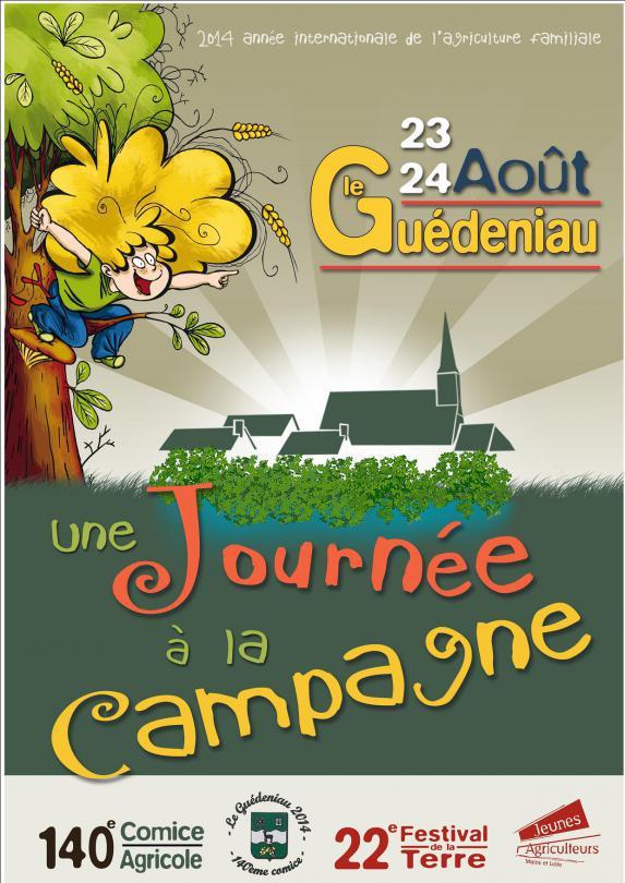 Festival de la Terre - Une journée à la Campagne